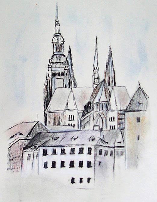 Prague Sketch