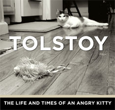 Tolstoy: The Life and Times of an Angry Kitty