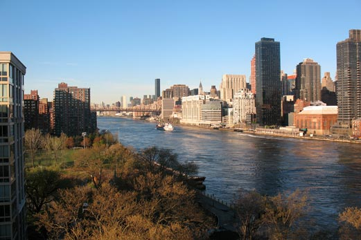 Roosevelt Island - Daylight Savings
