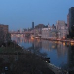 Roosevelt Island - First Light